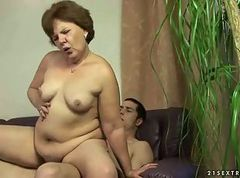 Порно fat grandma tube