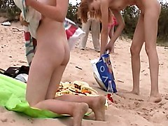Пляжи нудистов видео онлайн